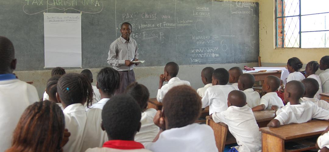 Fortalecimiento de la condiciones socio educativas de los pueblos de Kakamba y Bugembe, territorios de Fizi y Uvira, provincia del Kivu Sur, este de la República Democrática del Congo