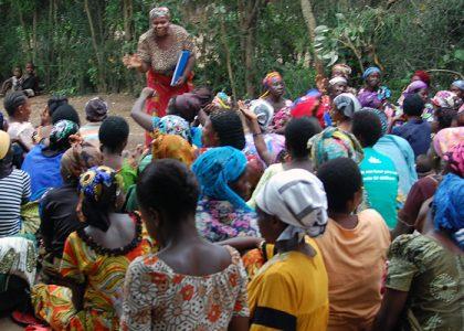 Fortalecimiento de la perspectiva de Género y de la autonomía de las mujeres en los Territorios de Fizi y Uvira