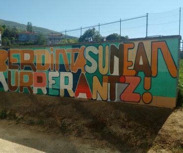 IPI Mendialdea, Santa Cruz de Campezo - Derecho a la Igualdad – 7 de mayo de 2015