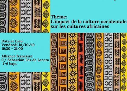 Un puente hacia África: L´impact de la culture occidentale sur les cultures africaines