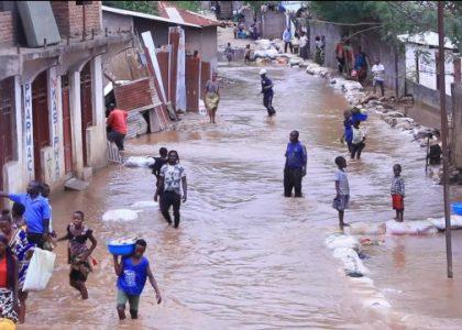 Graves inundaciones en Kivu Sur (RD del Congo)