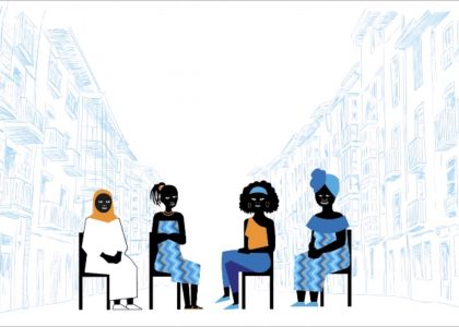 El Baobab Recóndito de los Recuerdos: Diálogos con mujeres malienses