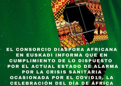 Día de África 2020: resiliencia y solidaridad frente al coronavirus.