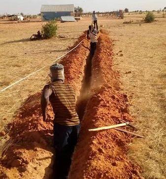Avances en el proyecto de abastecimiento de agua en LEREYEL (Senegal)